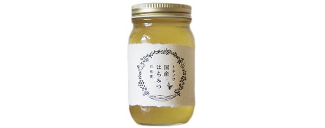 トネノワ 国産生ハチミツ